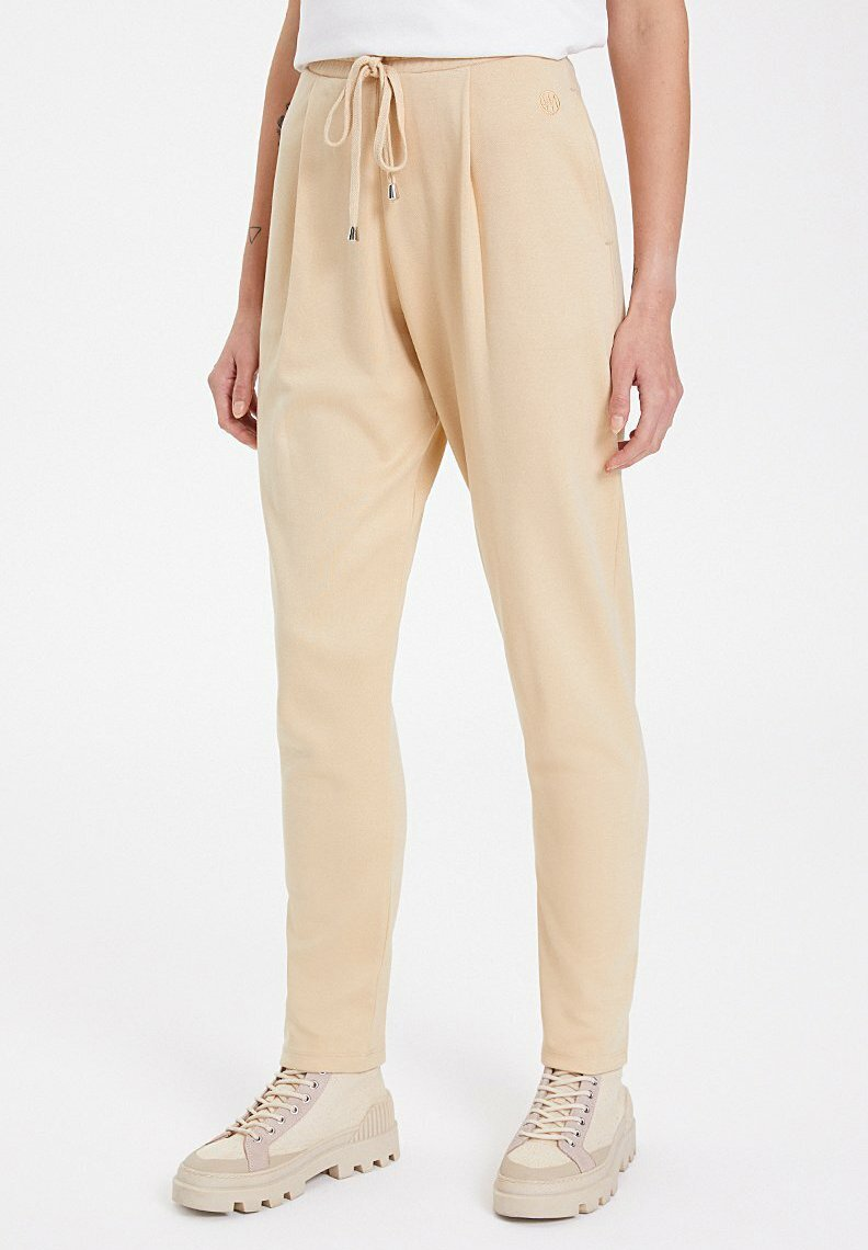 WESTMARK LONDON - Tracksuit bottoms - semolina