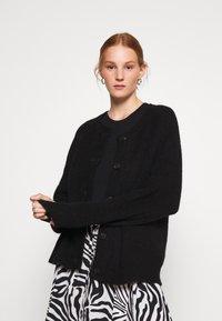 Selected Femme - SLFLULU - Cardigan - black - 3