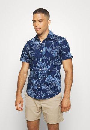 SLIM FIT - Shirt - baja blue