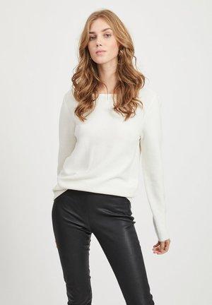 VILALAINE - Jersey de punto - white alyssum