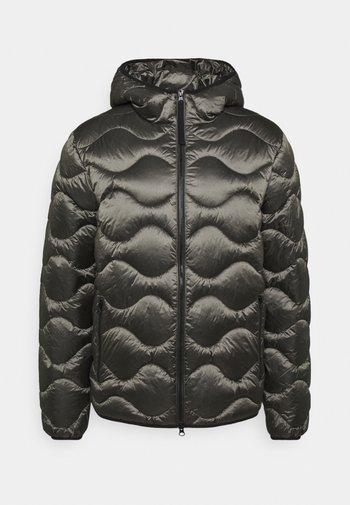 NO DOWN JACKET COFFEE - Winter jacket - vintage khaki