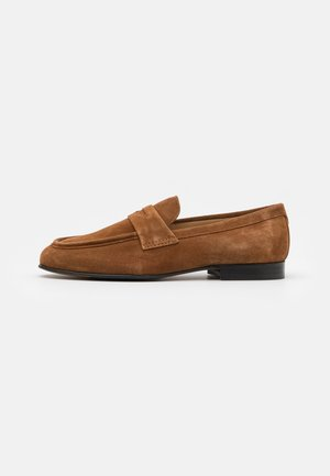 KLEMENT LOAFER - Slip-ons - cognac