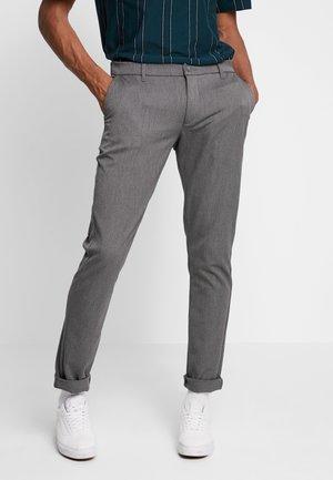 STEFFEN PANT - Trousers - light grey
