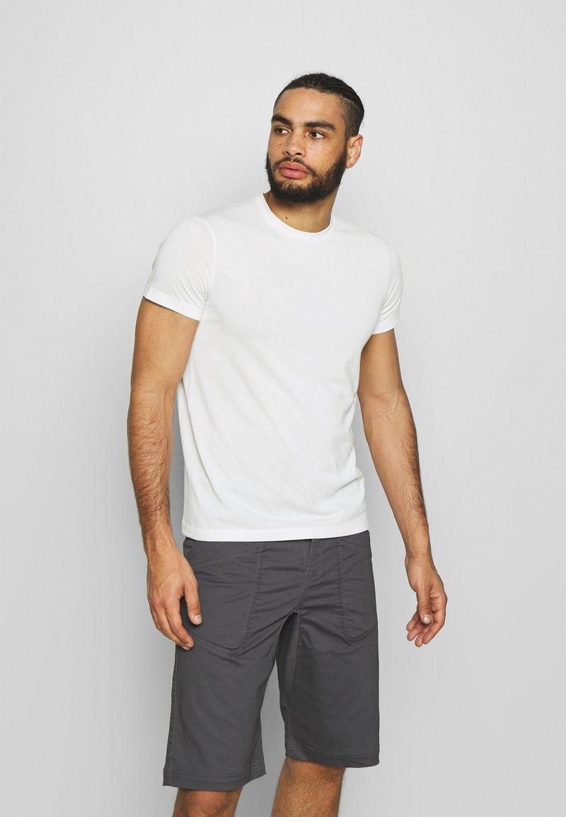 Houdini - BIG UP TEE - T-shirt basic - powderday white