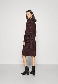 ONLY - ONLZILLE SMOCK DRESS - Jersey dress - port royale - 2