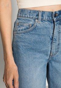 ARKET - Denim shorts - blue - 4