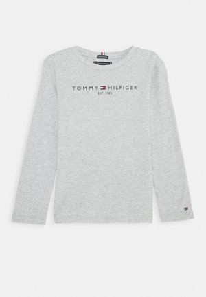 ESSENTIAL TEE - Long sleeved top - grey