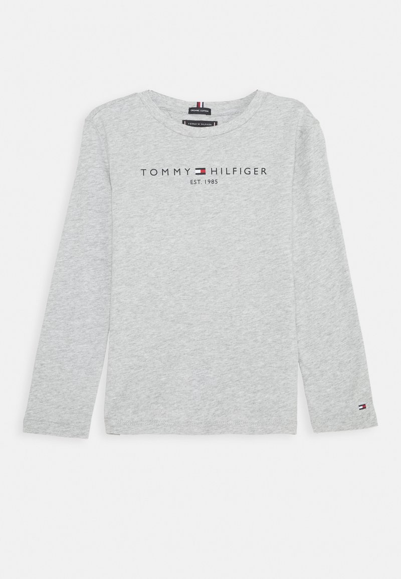 Tommy Hilfiger - ESSENTIAL TEE - Long sleeved top - grey