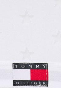 Tommy Hilfiger - BRALETTE BURNOUT - Alustoppi - white - 4
