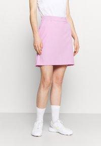 Kjus - WOMEN IRIS SKORT - Sports skirt - rose pink - 0