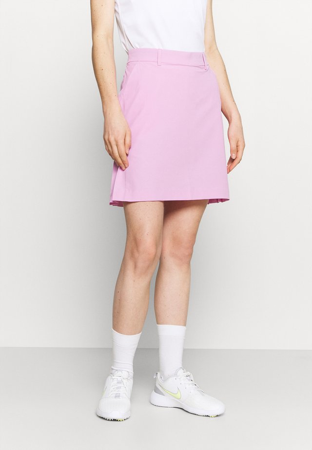 WOMEN IRIS SKORT - Jupe de sport - rose pink