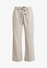 Gerry Weber Casual - Trousers - light taupe melange - 4