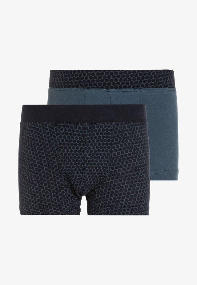 2 PACK - Onderbroeken - dark blue