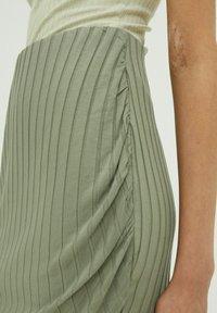 EDITED - PAISLEY - Wrap skirt - grün - 3