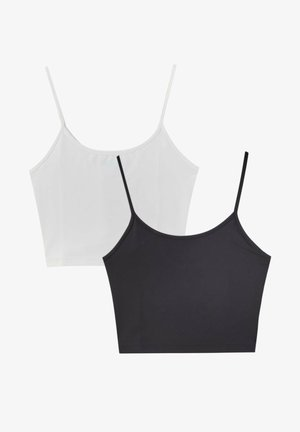 2 PIECE PACK - Top - white