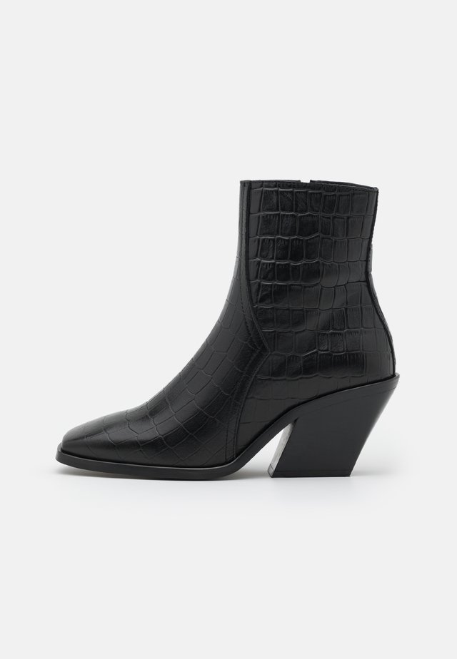 VMEMILY BOOT - Bottines - black