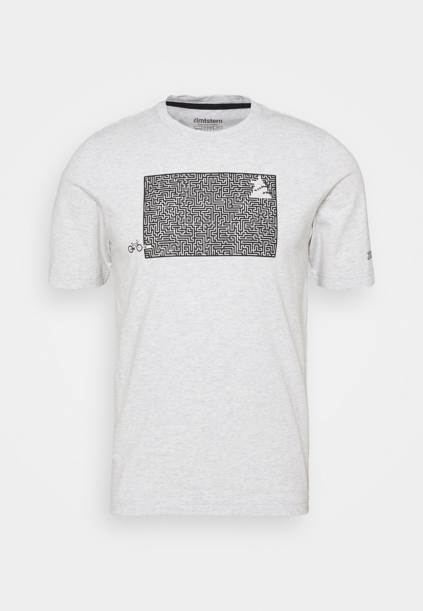 Men SHININGZ TEE MENS - Print T-shirt