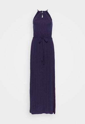 Vestido largo - dark blue