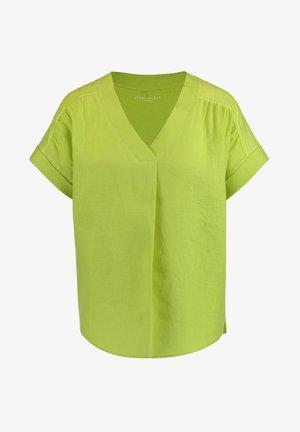 Blouse - lime