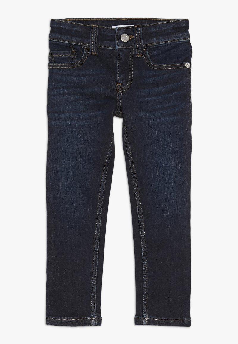 Calvin Klein Jeans - SLIM LUXE  - Slim fit jeans - denim