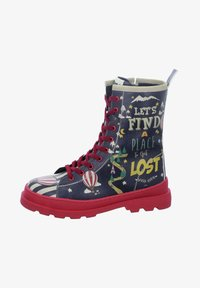 Dogo - Lace-up ankle boots - multicolor - 0