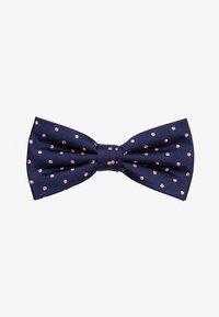 Tommy Hilfiger - DOT BOWTIE - Bow tie - blue - 1