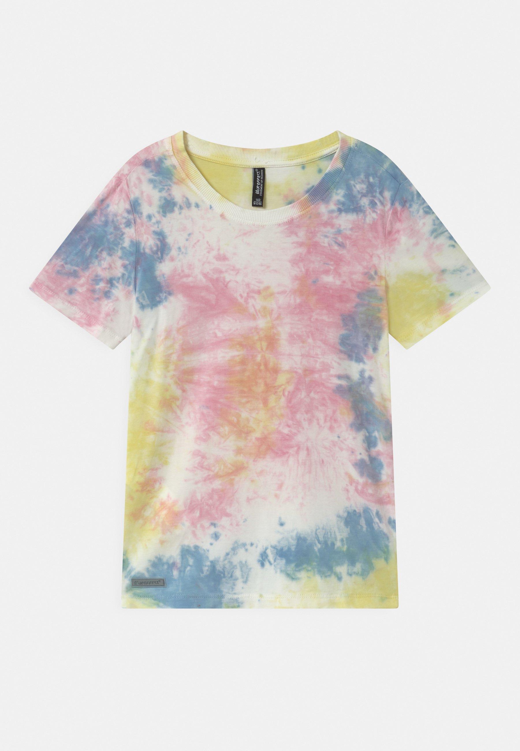 Kids GIRLS - Print T-shirt - pink/blue