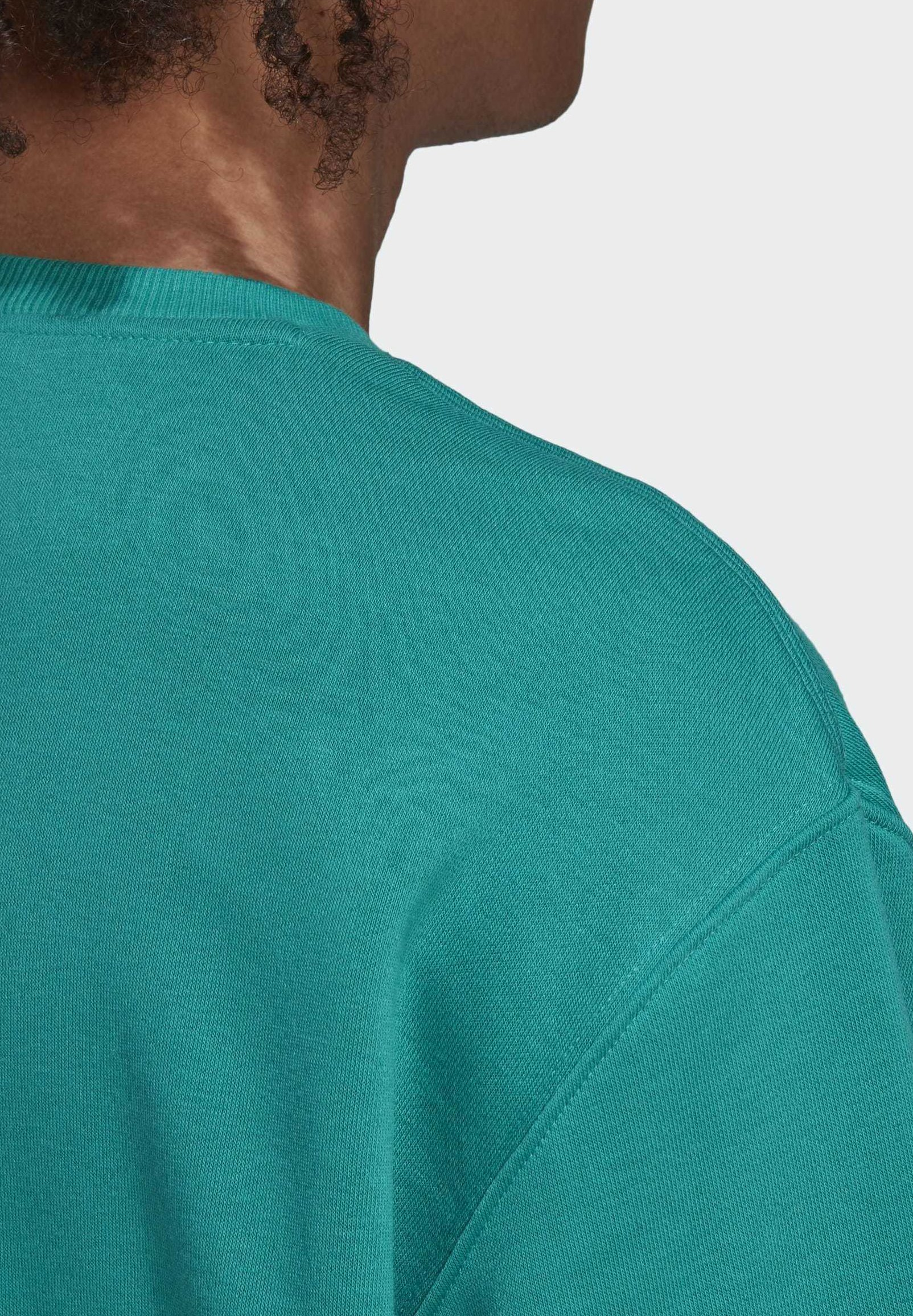 adidas Originals ADIDAS PT3 SWEATSHIRT - Sweatshirt - glory green A1YXErr5