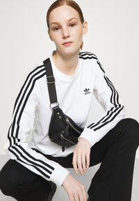 adidas Originals - Long sleeved top - white/black - 4