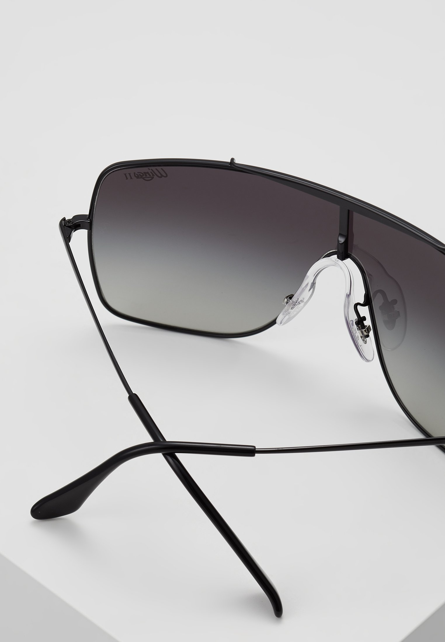 Ray-Ban WINGS II - Sonnenbrille - black/schwarz - Herrenaccessoires uakp7