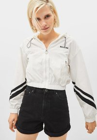 Bershka - Summer jacket - white - 0