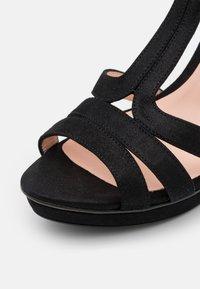 Repetto - Sandały na obcasie - carbone black - 6