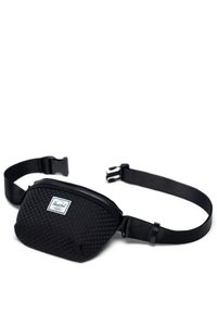 Herschel - WOVEN FOURTEEN GÜRTELTASCHE - Bum bag - black - 2
