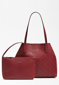 Guess - VIKKY - Handbag - bordeaux - 3