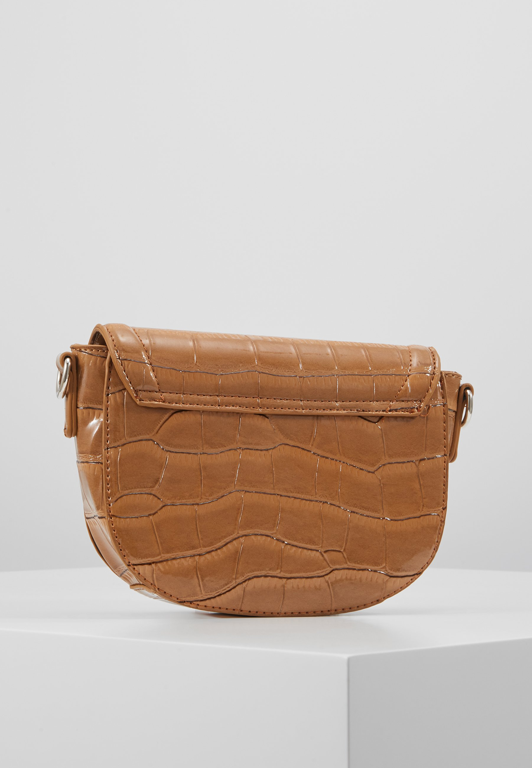 Pieces PCLOUISE CROSS BODY Skulderveske toasted coconut