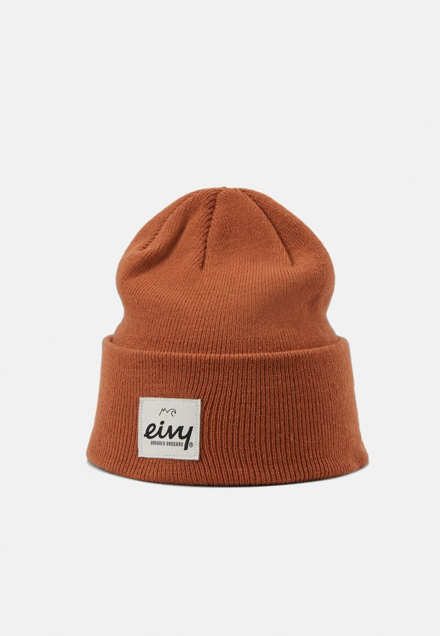 WATCHER BEANIE - Beanie - brown