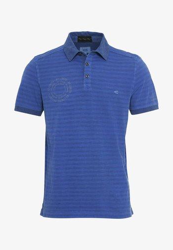 KURZARM - Polo shirt - strong blue