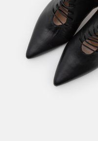 Bianca Di - High heeled ankle boots - nero - 5