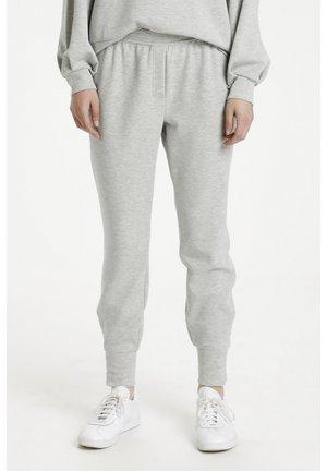 Teplákové kalhoty - titanium melange