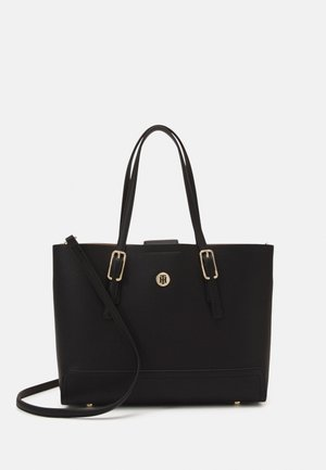 HONEY MED TOTE SET - Handbag - black