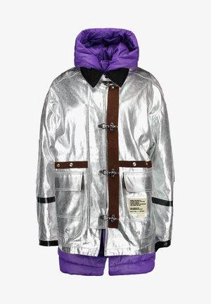W-GELYA GIACCA - Winter coat - silver