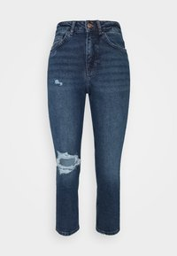 New Look Petite - BUSTED MOM LUCIOUS - Relaxed fit jeans - blue - 3