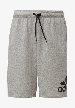 MUST HAVES BADGE OF SPORT SHORTS - Sports shorts - gray