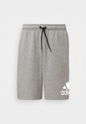 MUST HAVES BADGE OF SPORT SHORTS - Pantalón corto de deporte - gray