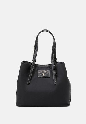 SILVER HILL MEDIUM SET - Tote bag - black