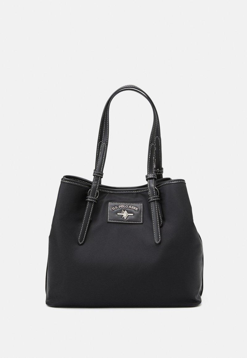 U.S. Polo Assn. - SILVER HILL MEDIUM SET - Shopping bag - black