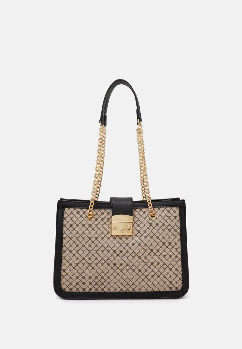 Even&Odd - Handbag - beige/black