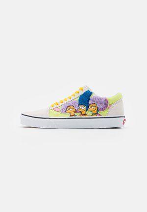 OLD SKOOL THE SIMPSONS - Tenisky - white