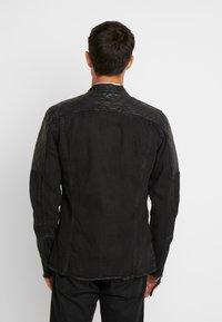Be Edgy - OSCAR - Leichte Jacke - black used - 2