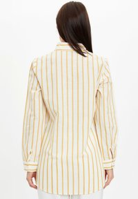 DeFacto - Button-down blouse - yellow - 2